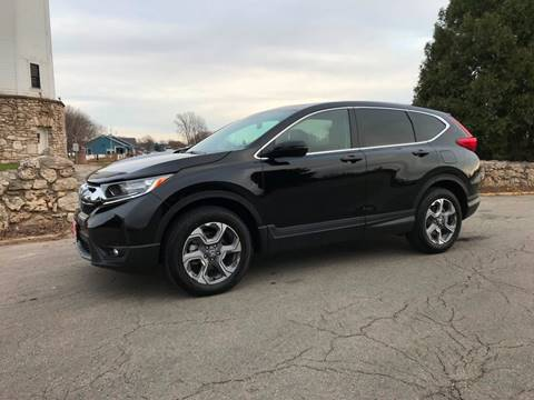 2017 Honda CR-V for sale at Firl Auto Sales in Fond Du Lac WI