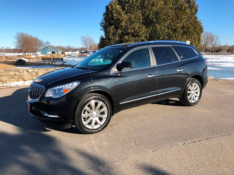 2014 Buick Enclave for sale at Firl Auto Sales in Fond Du Lac WI