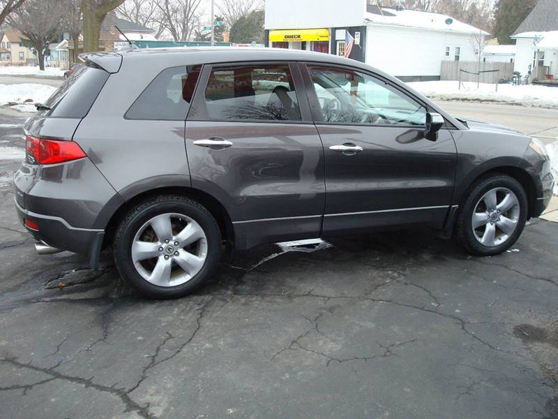 2009 Acura RDX for sale at Firl Auto Sales in Fond Du Lac WI