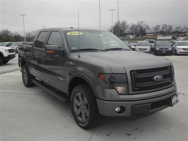 2014 Ford F-150 for sale at Firl Auto Sales in Fond Du Lac WI