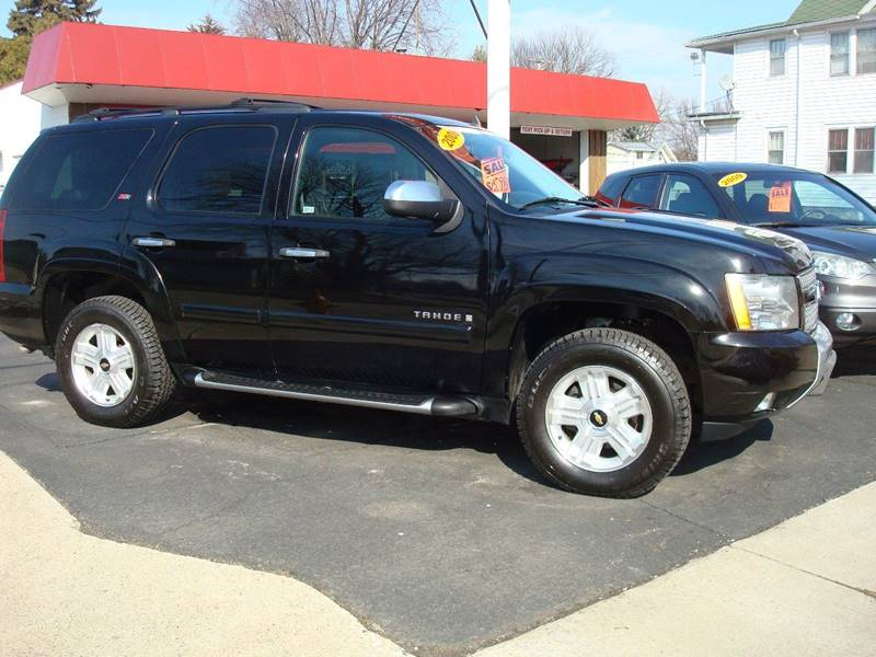2008 Chevrolet Tahoe for sale at Firl Auto Sales in Fond Du Lac WI