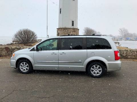 2011 Chrysler Town and Country for sale at Firl Auto Sales in Fond Du Lac WI