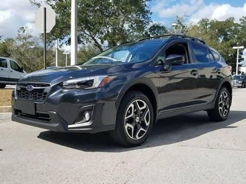 2018 Subaru Crosstrek for sale at Firl Auto Sales in Fond Du Lac WI