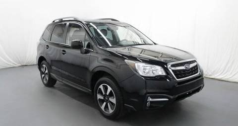 2018 Subaru Forester for sale at Firl Auto Sales in Fond Du Lac WI