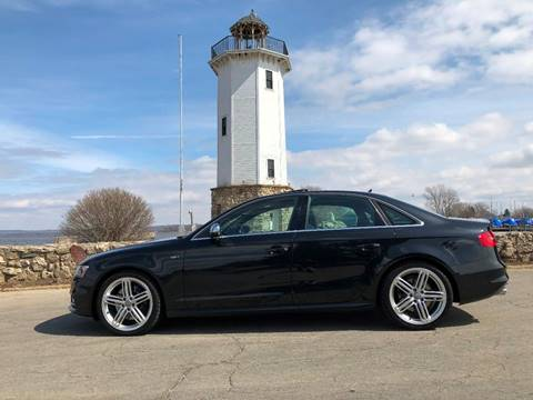 2013 Audi S4 for sale at Firl Auto Sales in Fond Du Lac WI