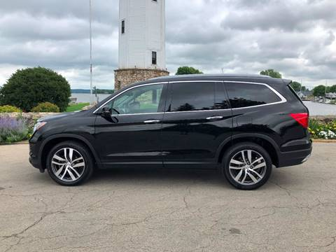 2016 Honda Pilot for sale at Firl Auto Sales in Fond Du Lac WI