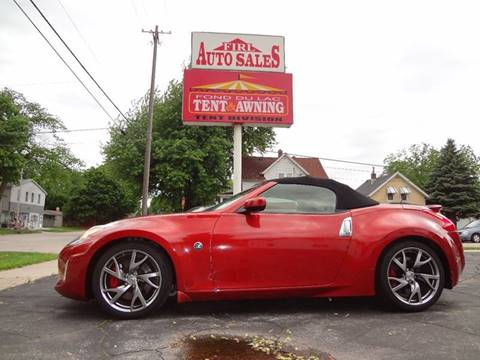 2013 Nissan 370Z for sale at Firl Auto Sales in Fond Du Lac WI