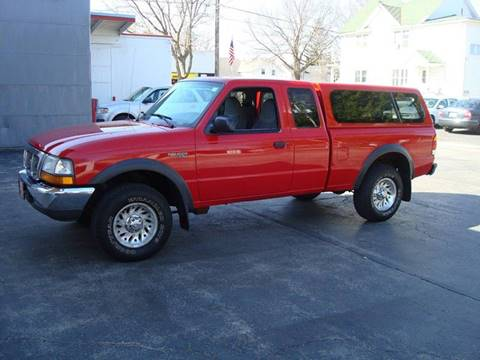 1999 Ford Ranger for sale at Firl Auto Sales in Fond Du Lac WI