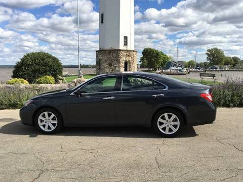 2009 Lexus ES 350 for sale at Firl Auto Sales in Fond Du Lac WI