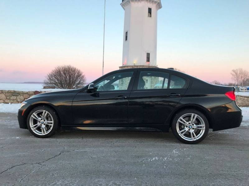 2014 BMW 3 Series for sale at Firl Auto Sales in Fond Du Lac WI