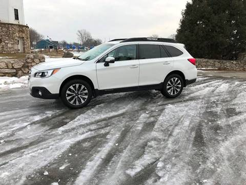 2017 Subaru Outback for sale at Firl Auto Sales in Fond Du Lac WI