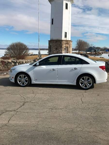 2014 Chevrolet Cruze for sale at Firl Auto Sales in Fond Du Lac WI