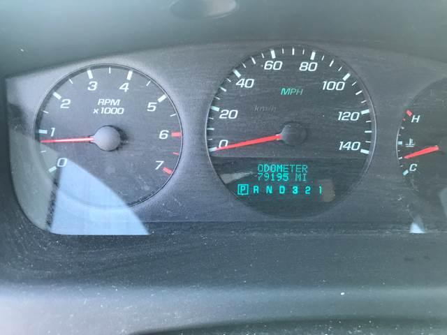 2007 Chevrolet Impala LS 4dr Sedan w/ roof rail curtain delete - Omaha NE