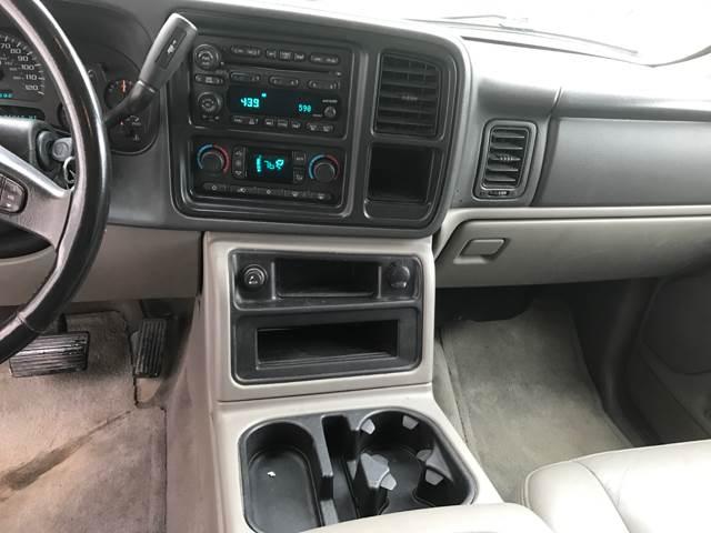 2004 Chevrolet Tahoe LT 4WD 4dr SUV - Omaha NE
