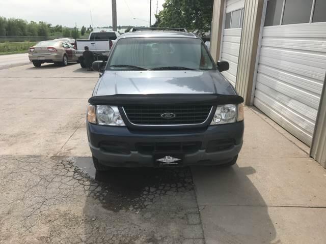 2002 Ford Explorer 4dr XLT 4WD SUV - Omaha NE