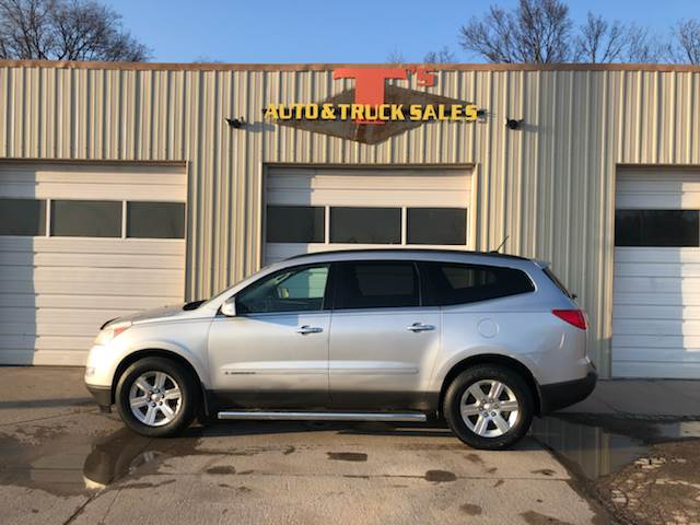 for watch awd chevrolet youtube sale traverse ltz