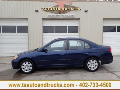 2002 Honda Civic for sale in Omaha, NE