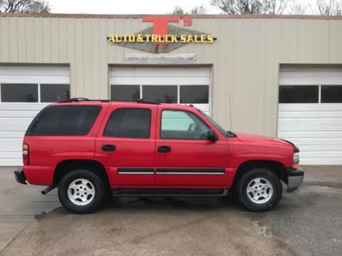 2004 Chevrolet Tahoe for sale in Omaha, NE