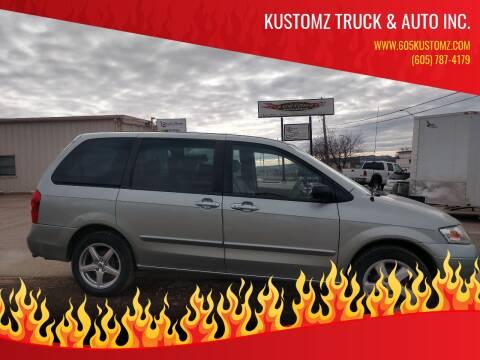 2003 Mazda MPV for sale at Kustomz Truck & Auto Inc. in Rapid City SD