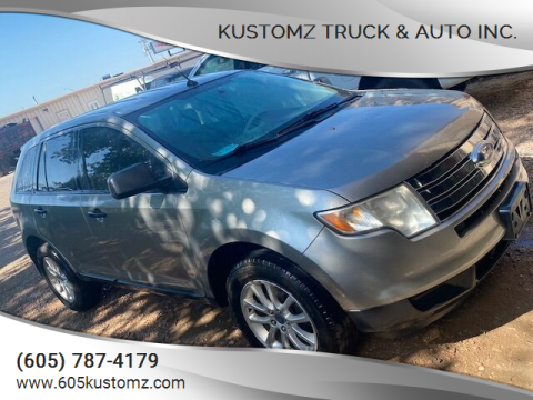 2008 Ford Edge for sale at Kustomz Truck & Auto Inc. in Rapid City SD