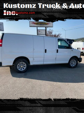 2014 Chevrolet Express Cargo for sale at Kustomz Truck & Auto Inc. in Rapid City SD