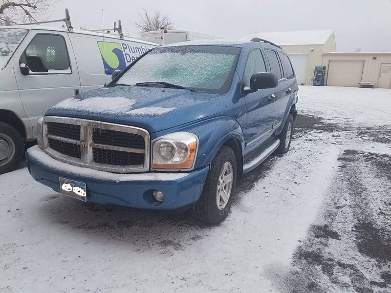 2004 Dodge Durango Limited 4WD 4dr SUV - Rapid City SD
