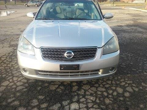 2005 Nissan Altima for sale in Buffalo, NY