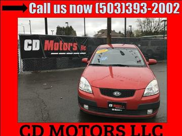 2008 Kia Rio5 for sale in Brooks, OR