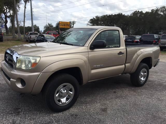 2005 Toyota Tacoma for sale in Ocala, FL