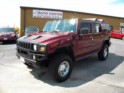 2005 HUMMER H2 for sale in Weldon Spring, MO