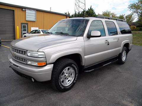 2004 Chevrolet Suburban for sale in Weldon Spring, MO