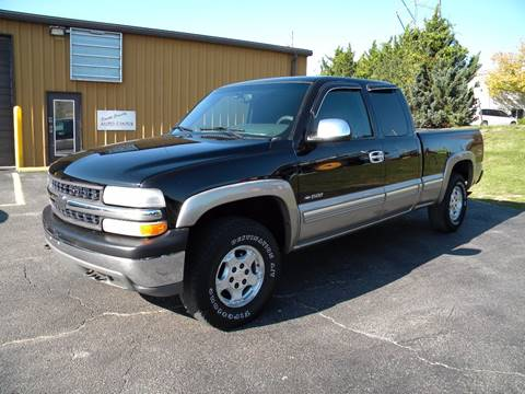2000 Chevrolet Silverado 1500 for sale in Weldon Spring, MO