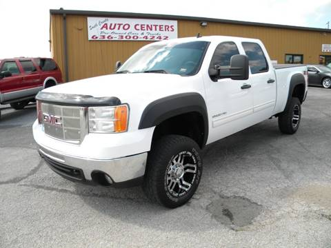 2010 GMC Sierra 2500HD for sale in Weldon Spring, MO