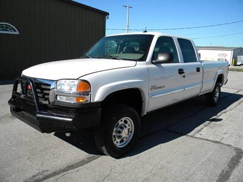 2003 GMC Sierra 2500HD for sale in Weldon Spring, MO