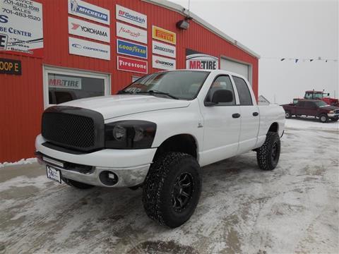 Dodge ram pickup 2500 for sale in north dakota for Dan porter motors dickinson