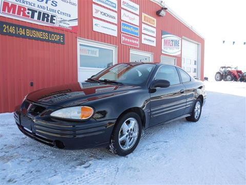 2002 Pontiac Grand Am for sale in Dickinson, ND