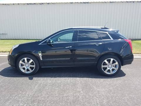 2012 Cadillac SRX for sale in Inman, KS