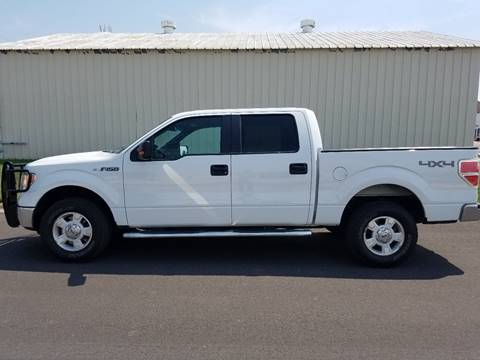 2011 Ford F-150 for sale in Inman, KS