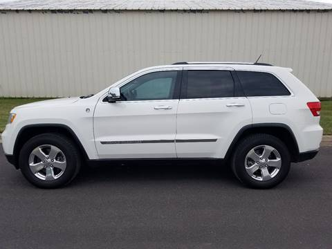 2011 Jeep Grand Cherokee for sale in Inman, KS
