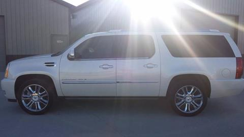 2007 Cadillac Escalade ESV for sale in Inman, KS