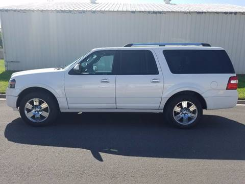 2010 Ford Expedition EL for sale in Inman, KS