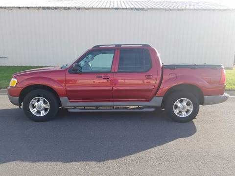 2003 Ford Explorer Sport Trac for sale in Inman, KS