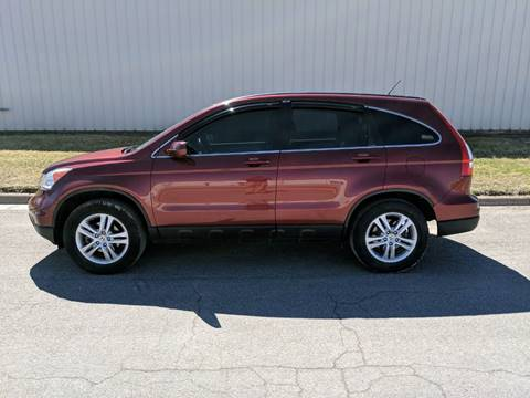 2010 Honda CR-V for sale in Inman, KS