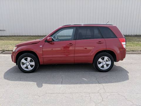 2010 Suzuki Grand Vitara for sale in Inman, KS