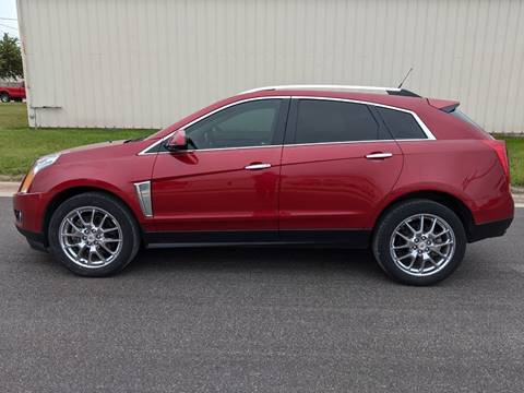 2013 Cadillac SRX for sale in Inman, KS