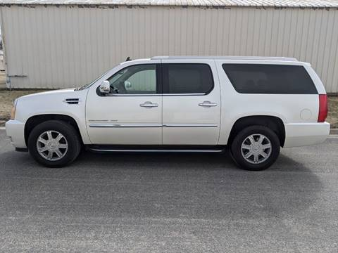 2011 Cadillac Escalade ESV for sale at TNK Autos in Inman KS