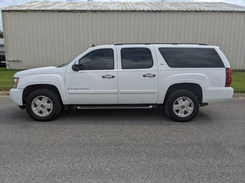 2008 Chevrolet Suburban for sale at TNK Autos in Inman KS