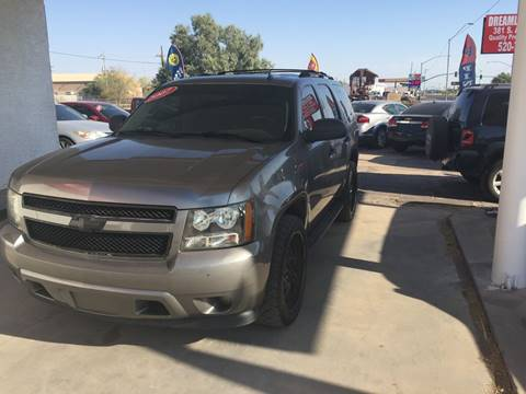 2007 Chevrolet Tahoe for sale in Coolidge, AZ