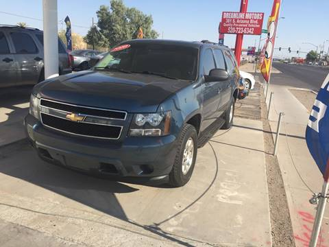 2010 Chevrolet Suburban for sale in Coolidge, AZ