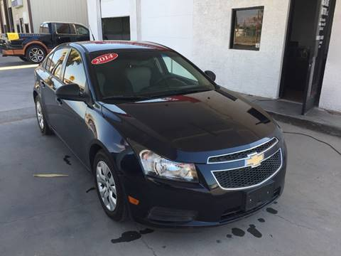 2014 Chevrolet Cruze for sale in Coolidge, AZ